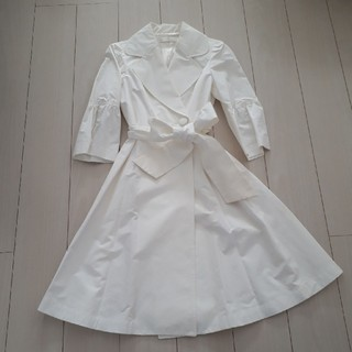 ♪LEST ROSE系列真っ白コート♪