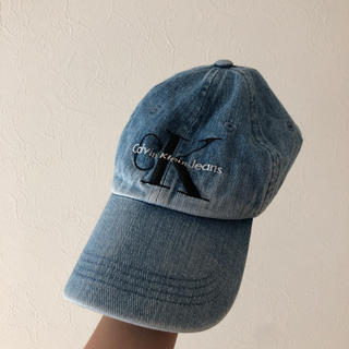 Calvin Klein - Calvin Klein デニムキャップ