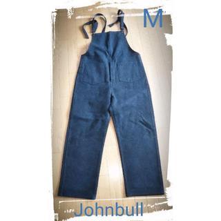 ジョンブル(JOHNBULL)のJOHNBULL オーバーオール サロペット M(サロペット/オーバーオール)