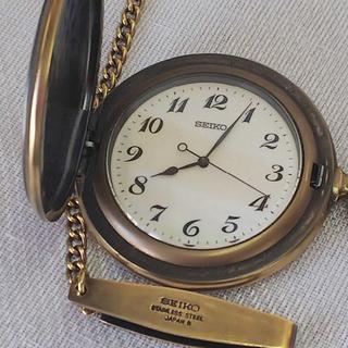 セイコー(SEIKO)のSEIKO セイコー 懐中時計 7N21-0A10 BJ9(その他)
