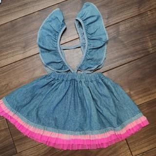 fafa - fafaジャンパースカート