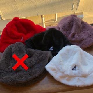 KANGOL - ばら売り可能 KANGOL SMU Faux Fur Casual