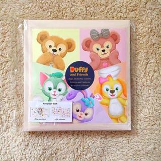 ダッフィー - 香港ディズニー ダッフィ&フレンズサイン帳