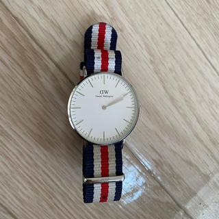 ダニエルウェリントン(Daniel Wellington)のDaniel Wellington 時計(腕時計(アナログ))
