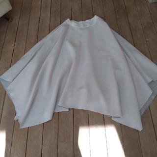 ルネ(René)のルネ スカート オフホワイト(ロングスカート)