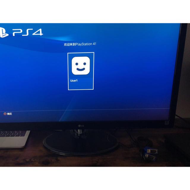 PlayStation4(プレイステーション4)のPlayStation4の本体♡ エンタメ/ホビーのゲームソフト/ゲーム機本体(家庭用ゲーム機本体)の商品写真