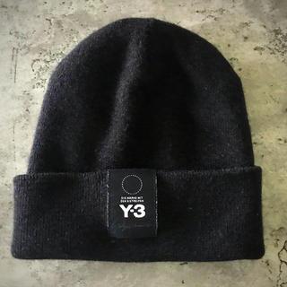 ワイスリー(Y-3)の Y-3   Beanie  ニット帽 ワイスリー ヨウジヤマモト(キャップ)