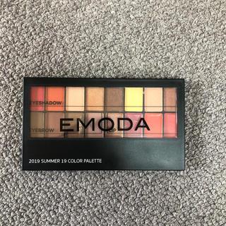 エモダ(EMODA)のmini付録 EMODA 2019 カラーパレット(コフレ/メイクアップセット)