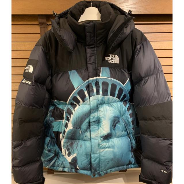Supreme(シュプリーム)のSupreme/The North Face Statue of Liberty メンズのジャケット/アウター(ダウンジャケット)の商品写真