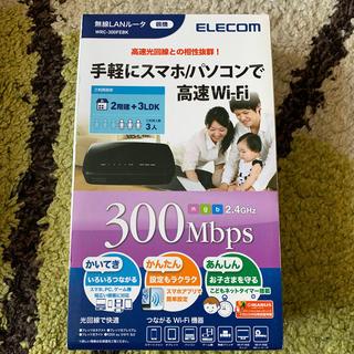 エレコム(ELECOM)のELECOM 高速WiFi(PC周辺機器)
