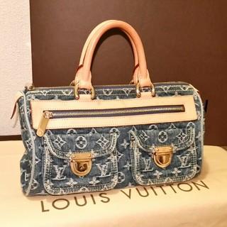 LOUIS VUITTON - ハンドバッグ、デニム