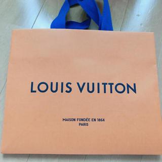 ルイヴィトン(LOUIS VUITTON)のルイヴィトン ショップ袋(ショップ袋)