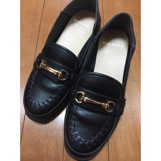 ニコアンド(niko and...)のニコアンド   ローファー(ローファー/革靴)