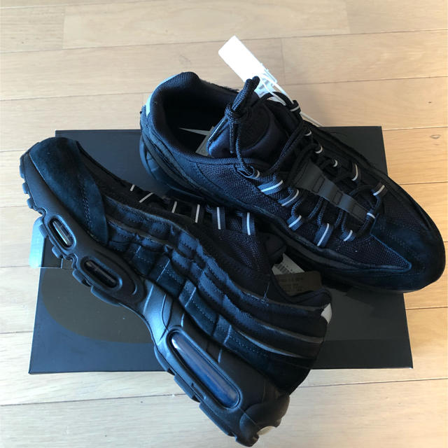 COMME des GARCONS(コムデギャルソン)のコムデギャルソンオムプリュス×エアマックス95 メンズの靴/シューズ(スニーカー)の商品写真