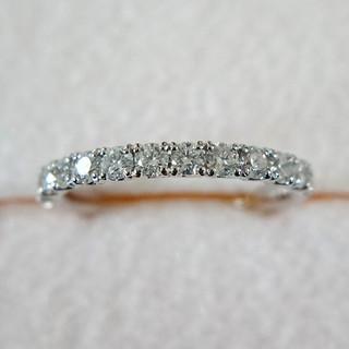 pt900 ダイヤモンド リング