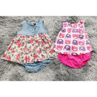西松屋 - 赤ちゃん 女の子 服 70