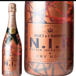 モエエシャンドン(MOËT & CHANDON)のモエ ネクター アンペリアル ロゼ ドライ 750ml 6本 モエエシャンドン(シャンパン/スパークリングワイン)