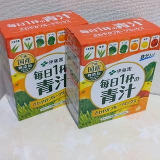 伊藤園 - 伊藤園 毎日1杯の青汁 2箱