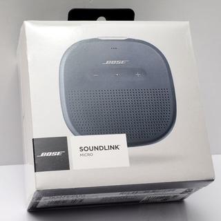 ボーズ(BOSE)の保証残あり BOSE SoundLink Micro speaker 紺(スピーカー)