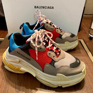Balenciaga - BALENCIAGA スニーカー triple s 42