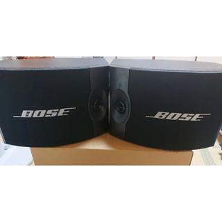 ボーズ(BOSE)のボーズBOSE301vスピーカーセット(スピーカー)
