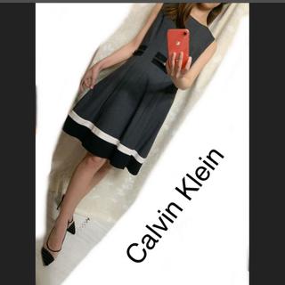 Calvin Klein - カルバンクライン ワンピース 10 L