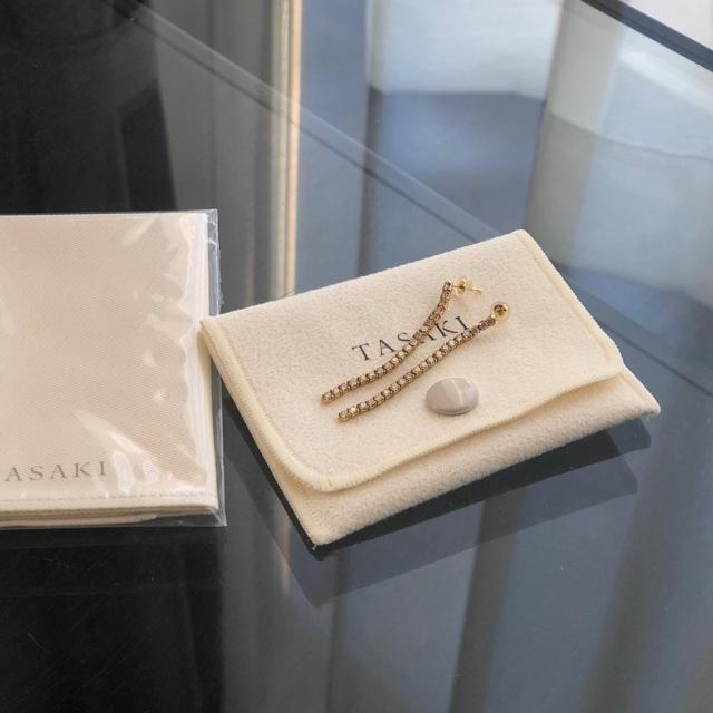 ご専用です。未使用 18金 ダイヤモンド 1カラット ピアス  レディースのアクセサリー(ピアス)の商品写真