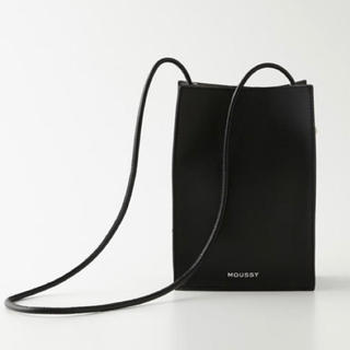 moussy - MOUSSY SQUARE POCHETTEスクエアポシェット