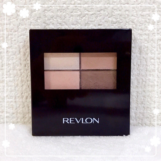 REVLON(レブロン)のREVLON レブロン アイシャドウ アイグロー シャドウ クワッド N 02 コスメ/美容のベースメイク/化粧品(アイシャドウ)の商品写真