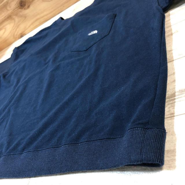 THE NORTH FACE(ザノースフェイス)のザノースフェイス パープルレーベル Tシャツ ユニセックス WS メンズのトップス(Tシャツ/カットソー(半袖/袖なし))の商品写真