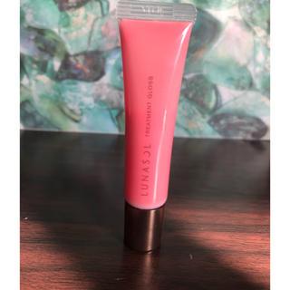 ルナソル(LUNASOL)のルナソル トリートメントグロス 01 pure pink(リップグロス)
