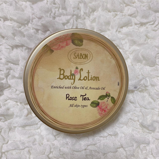 SABON - SABON  Rose Tea  Body Lotion