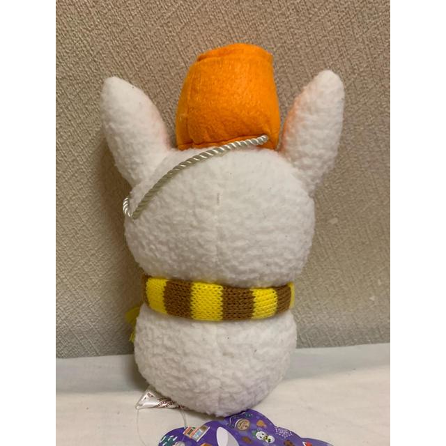 ポケモン(ポケモン)のポケモン ピカチュウ 雪だるま ぬいぐるみ エンタメ/ホビーのおもちゃ/ぬいぐるみ(ぬいぐるみ)の商品写真