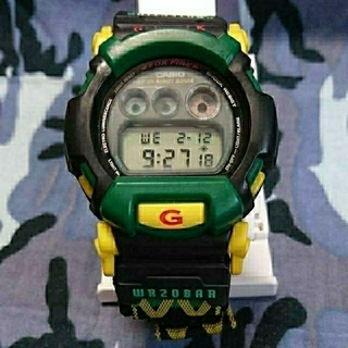 カシオ(CASIO)のCASIO G-SHOCK DW002 RX-3  ザイマカ(腕時計(デジタル))