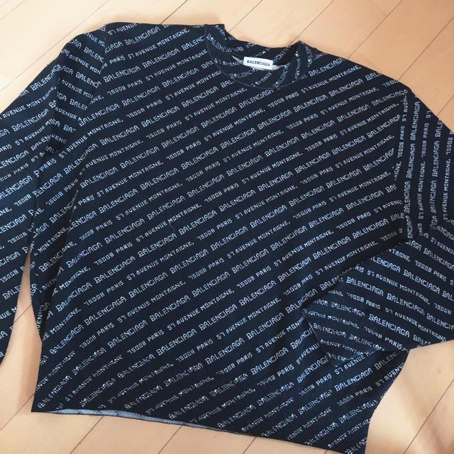 Balenciaga(バレンシアガ)のバレンシアガ 最終値下げ レディースのトップス(ニット/セーター)の商品写真
