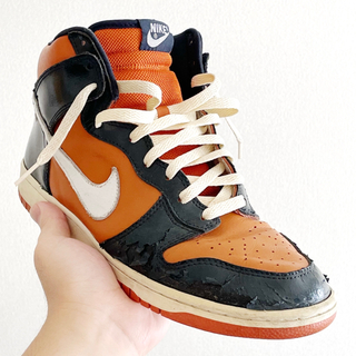 "NIKE - NIKE Dunk High 2003 Mesa Orange ""Texas"""