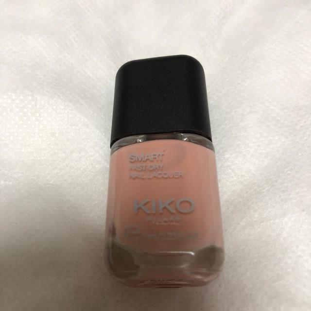 Dior(ディオール)のKIKOMIRANO 仲間由紀江さんカラー ヌードベージュピンクマニキュア コスメ/美容のネイル(マニキュア)の商品写真