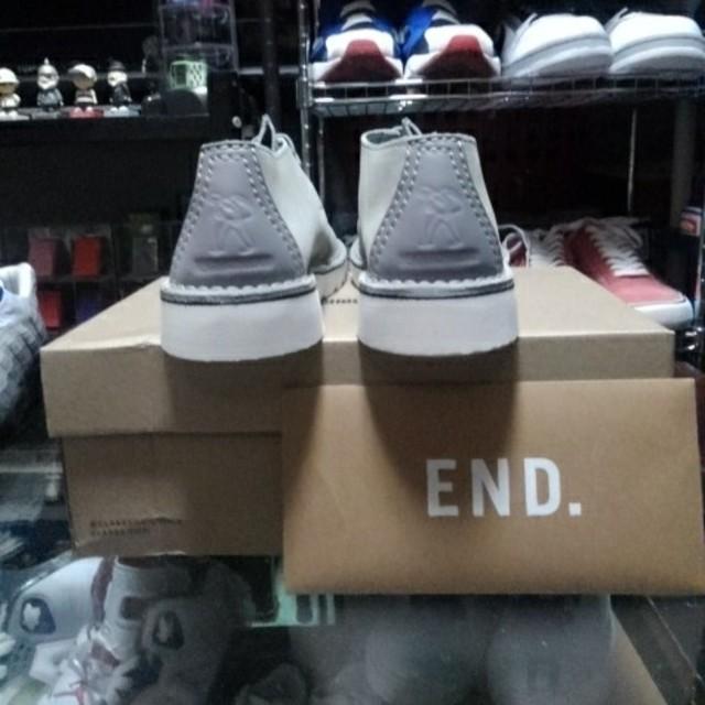 NEIGHBORHOOD(ネイバーフッド)のCLARKS×NEIGHBORHOOD DESERT TREK  UK9 メンズの靴/シューズ(ブーツ)の商品写真