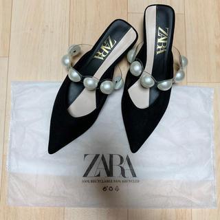 ZARA - ★美品★ ZARA パンプス パーティー 結婚式