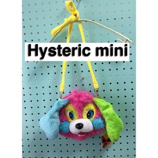 ヒステリックミニ(HYSTERIC MINI)の新品 未使用Hystericmini ヒステリックミニ モコモコショルダーポーチ(ポシェット)
