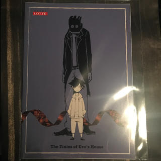 The Tinies of Eve's Houseのロッテコラボノート2種類(ノート/メモ帳/ふせん)