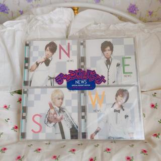 ニュース(NEWS)のNEWS チャンカパーナ 初回SPECIAL BOX CD(ミュージック)