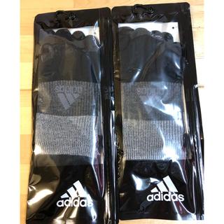adidas - アディダス五本指ソックス❣️新品2足❣️