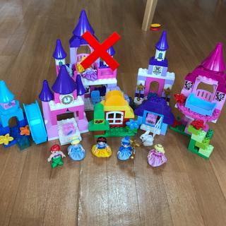Lego - LEGOデュプロ プリンセス  ソフィア アリエル オーロラ 白雪姫 シンデレラ