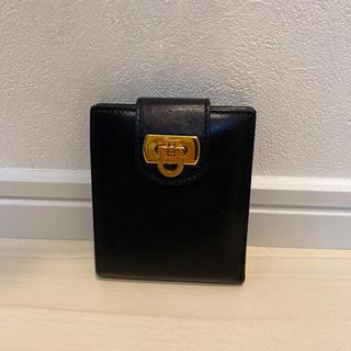 サルヴァトーレフェラガモ(Salvatore Ferragamo)のフェラガモ 二つ折り財布(財布)