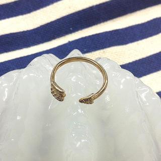 ✨プチ変商品✨アローデザイン リング 6号(リング(指輪))