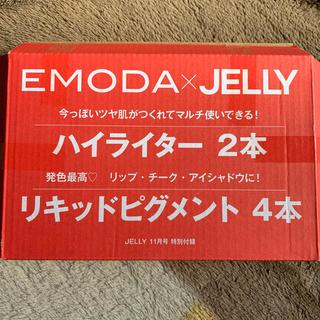 EMODA - EMODA×JELLY 付録
