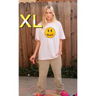 Drew House Mascot ドリューハウス マスコットTシャツ  ピンク(Tシャツ/カットソー(半袖/袖なし))