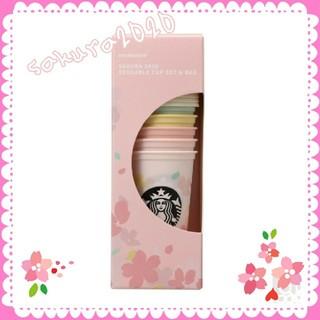 Starbucks Coffee - スターバックス 🌸リユーザブルカップ&コットンバック🌸