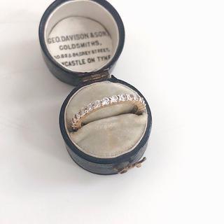 フルエタニティリング(リング(指輪))